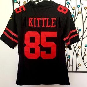 49ers Jersey #85 Kittle